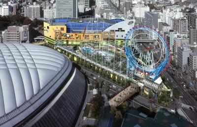 東京ドームシティ Spa LaQua
