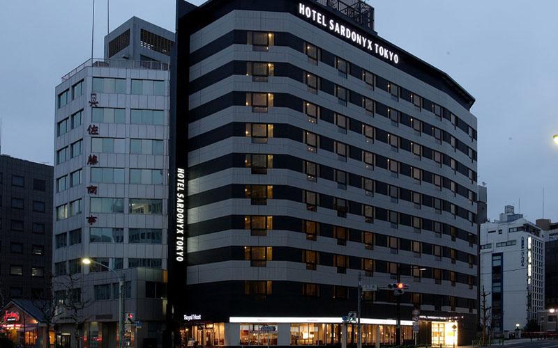 サードニクスホテル東京